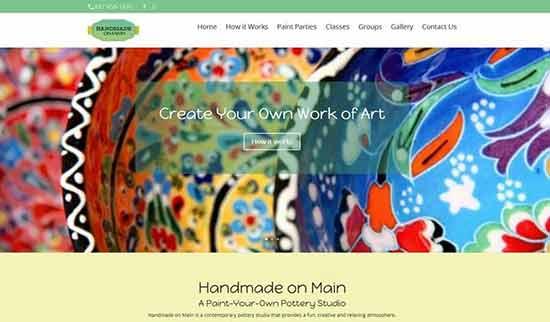 Handmade on Main
