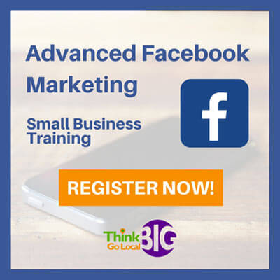 Advanced Facebook Marketing Training for Small Business