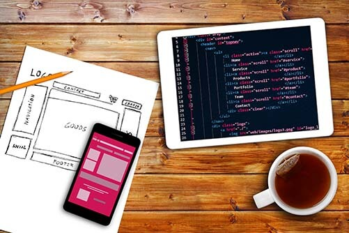 The Top 4 Rules for Building a Small Business Website