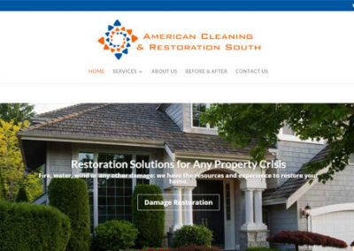American Cleaning and Restoration South