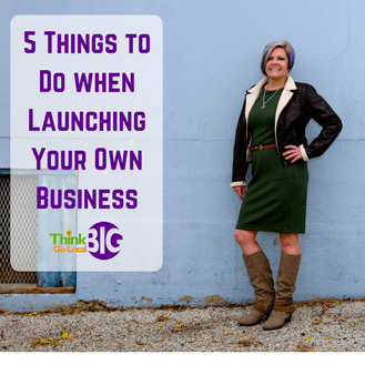 5 Things to Do When Launching Your Own Business