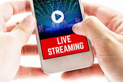 Learn how to use live streaming video on facebook