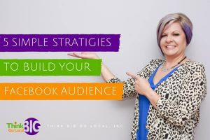 5 Simple Strategies to Build Your Facebook Audience