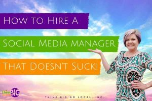 How to Hire a Social Media Manager that doesn't Suck