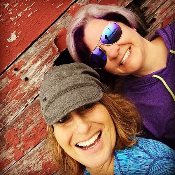 Bobbi and Sue B Zimmerman