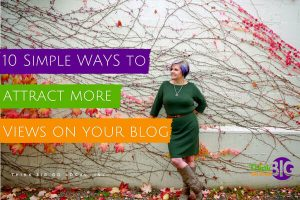 10 Simple Ways to Attract More People to View your Blog